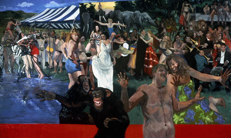 Tarzan's Hollywood Party